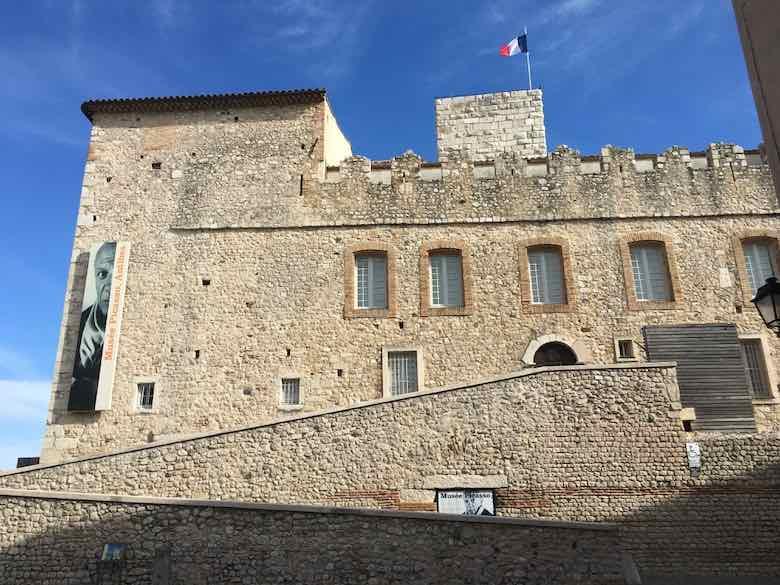 Grimaldi Castle-Picasso Museum Antibes
