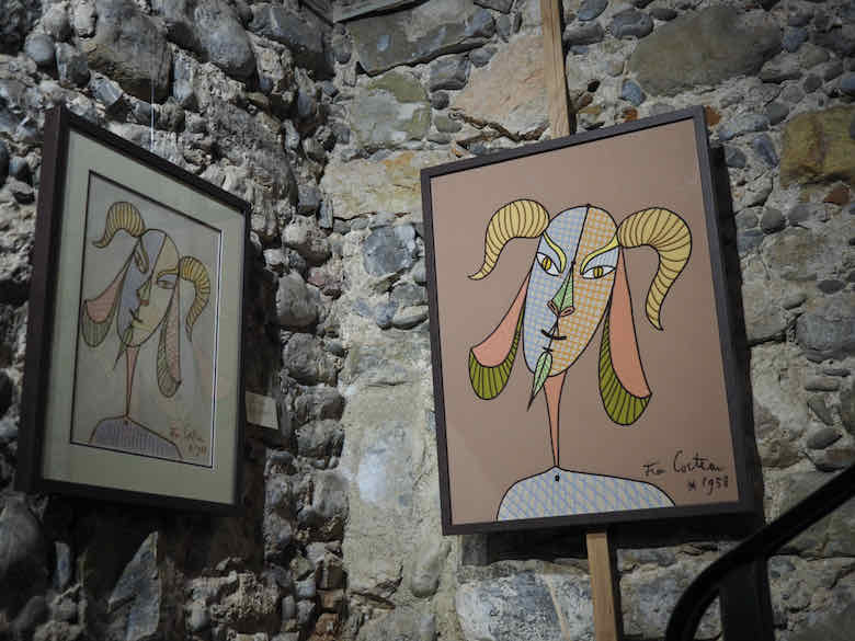 Faune Joyeux by Jean Cocteau