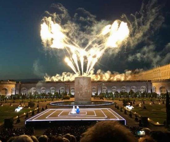 Marie Antoinette Le destin d'une Reine -Chateau de Versailles Spectacle
