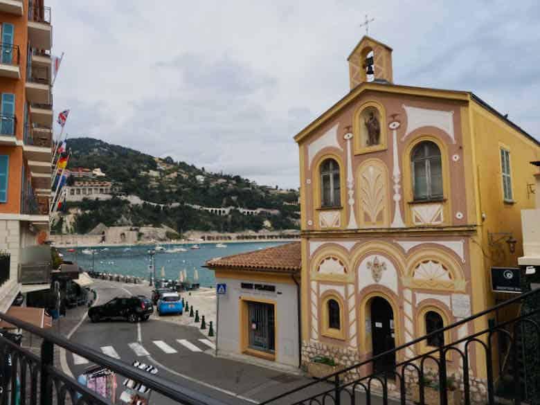 Saint Pierre Chapel-VIllefranche sur Mer