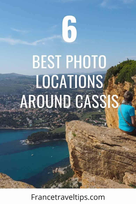 Best photo locations around Cassis