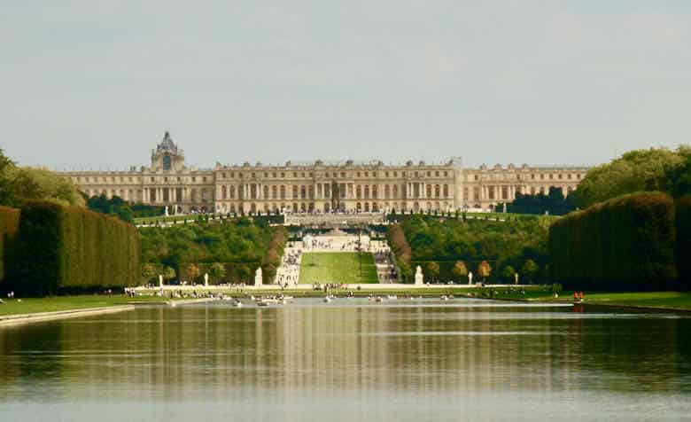 Chateau de Versailles estate